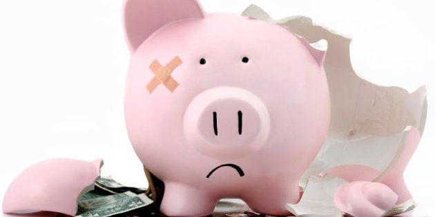 La crisis acaba con el ahorro, que marca un mínimo en los hogares desde el año
