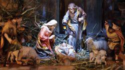 Curiosidades del belén: el cagander, la machorrita y el nacimiento (español) más grande del