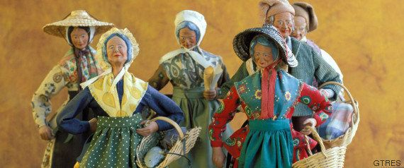 Curiosidades del belén: el caganer, la machorrita, el pesebre español más grande del