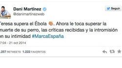 Teresa Romero supera el ébola: ¿Cómo se vivió el anuncio en