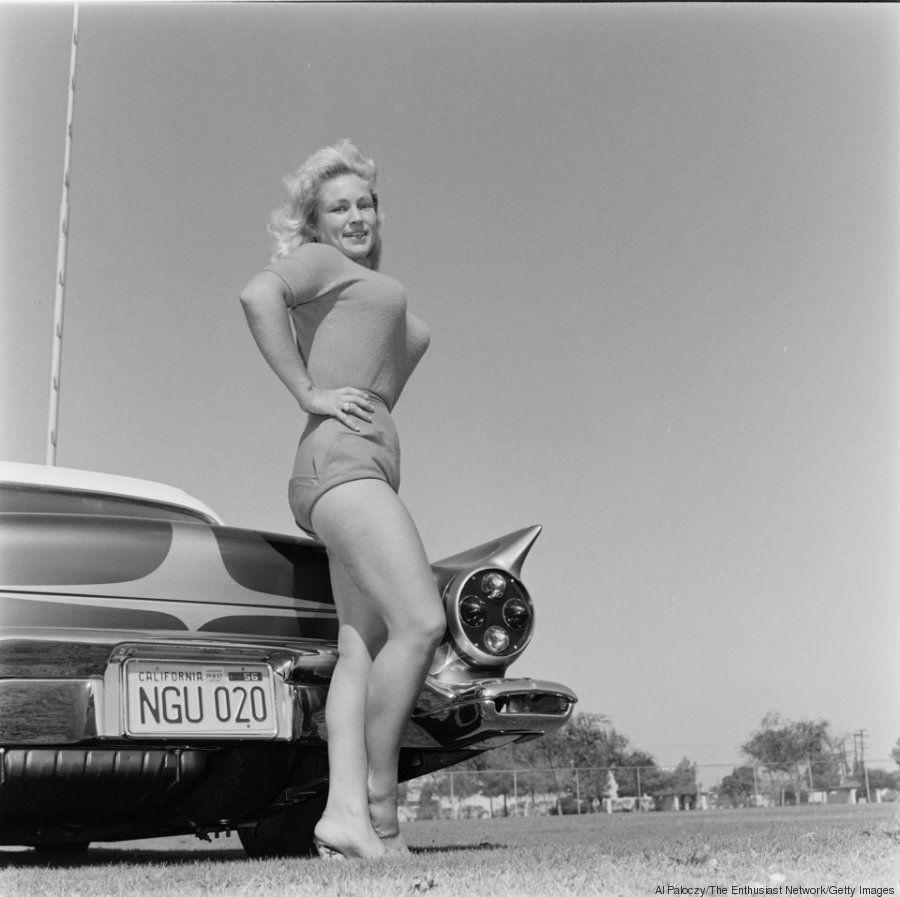 La evolución de la moda pin-up: desde los años 30 hasta la década de los 60