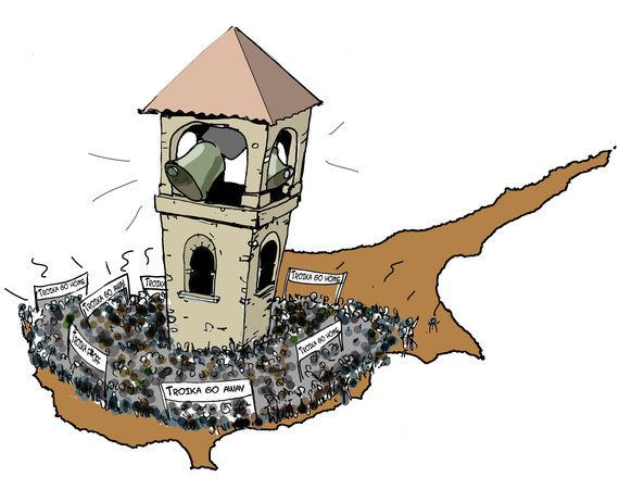 Esas campanas en Chipre están sonando por