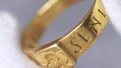 El anillo que inspiró a Tolkien para escribir 'El Señor de los