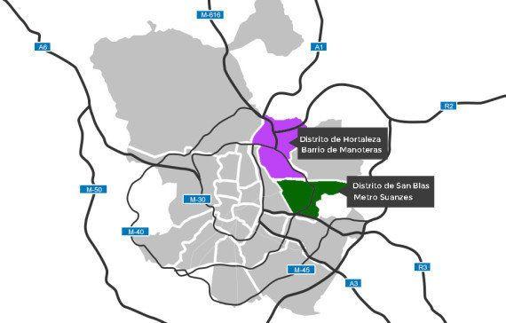 Dónde está San Genaro, el barrio donde viven los protagonistas de 'Cuéntame' desde hace 15