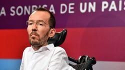 Echenique niega purgas en Podemos aunque rechaza los