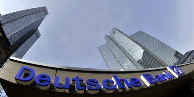 El FMI señala que Deutsche Bank es el banco con un mayor riesgo sistémico del
