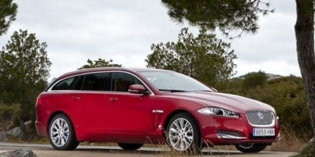 Jaguar XF Sportbrake, lujo familiar