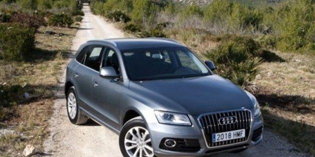 Contacto: Audi Q5 TDi 177