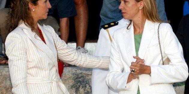 La Casa Real, sorprendida por la imputación de la infanta Cristina y conforme con el recurso del