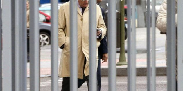 El juez admite a trámite la demanda de Bárcenas contra el PP por despido
