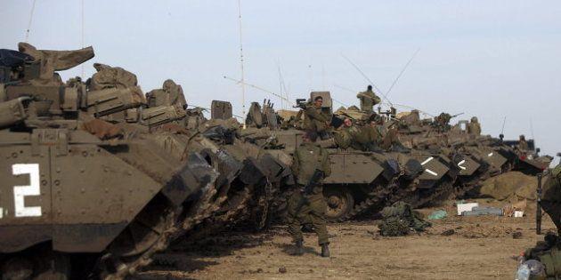 Israel moviliza 75.000 reservistas ante el lanzamiento de cohetes sobre
