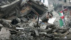 Israel bombardea la sede del Gobierno de Hamás en