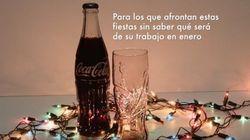 Irene Montero felicita la Navidad con esta pulla a Coca-Cola