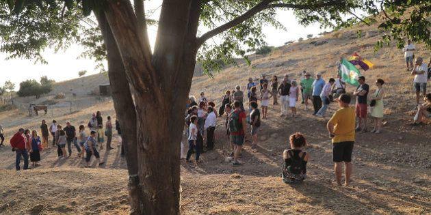 La Policía ubicó los restos de Lorca