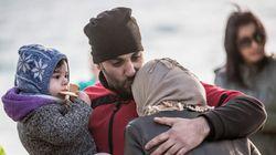 Las familias 'rotas' de los refugiados, en el limbo