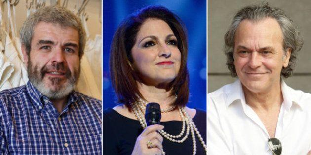 Lorenzo Caprile, Gloria Estefan y José Coronado, Medallas de Oro al Mérito en las Bellas