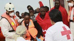 Violados, tiroteados y torturados en su travesía hacia