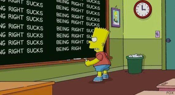 Los Simpson responden tras predecir la victoria de Trump: