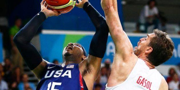 El España-EE UU de baloncesto masculino, la emisión televisiva más vista de los