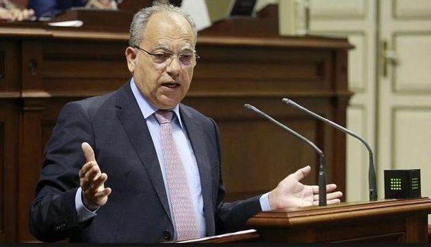 El adiós a un pacto condenado a muerte entre Coalición Canaria y