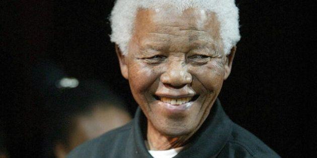 Nelson Mandela, dado de alta tras diez días hospitalizado por una