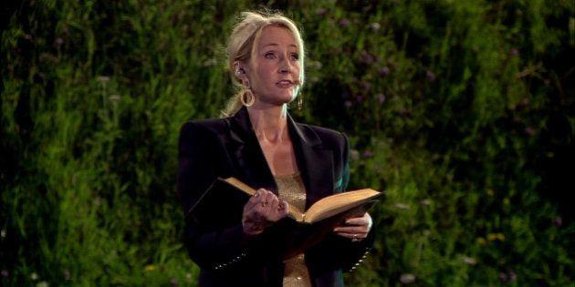 El tuit de J.K Rowling contra la homofobia hacia un saltador de