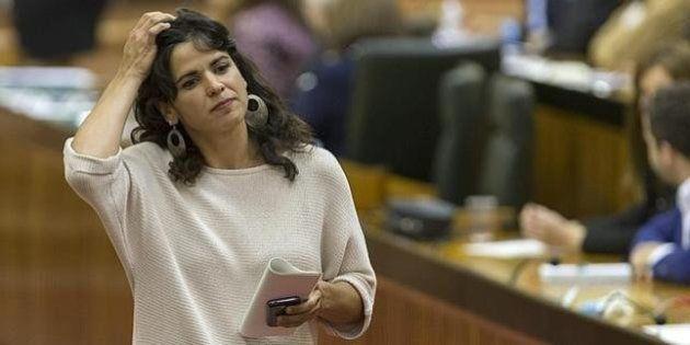 Teresa Rodríguez denuncia una agresión machista por parte de un