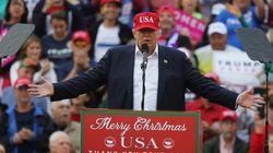 El día en el que Trump ejerció de presidente sin serlo