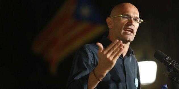 Romeva dice que una Cataluña independiente pediría ingresar a la UE