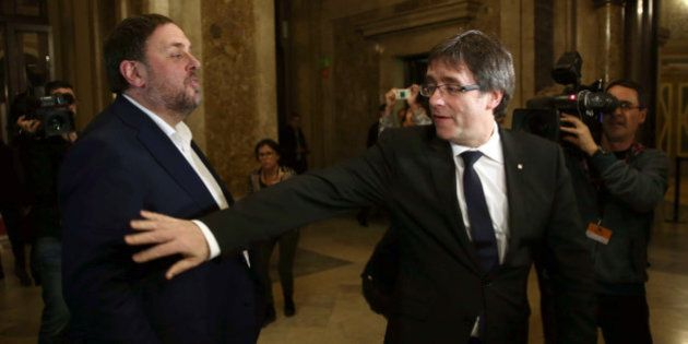 Puigdemont funda el Pacto por el Referéndum para una consulta