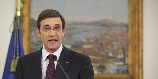 El primer ministro portugués, Passos Coelho, anuncia nuevos recortes tras la decisión del