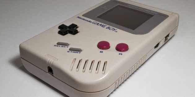 Original Nintendo Gameboy PERMISSION TO USE: you are welcome to use this photo free of charge for any...