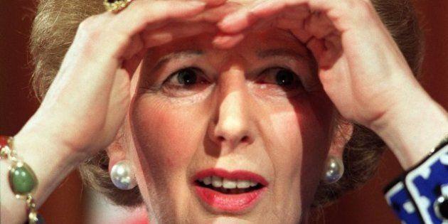 Thatcher ha muerto, pero sus políticas contra el Estado del bienestar y la UE siguen