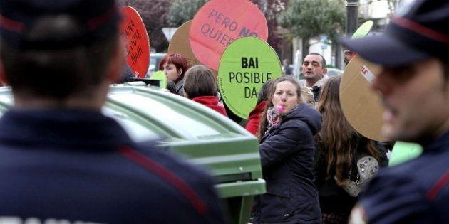 La Ertzaintza desautoriza un escrache a un diputado del PP en San