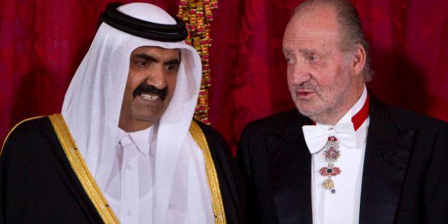 El rey mantuvo varias conversaciones con el emir de Catar antes del fichaje de