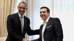 Obama visita una Grecia cuyo futuro pende de un