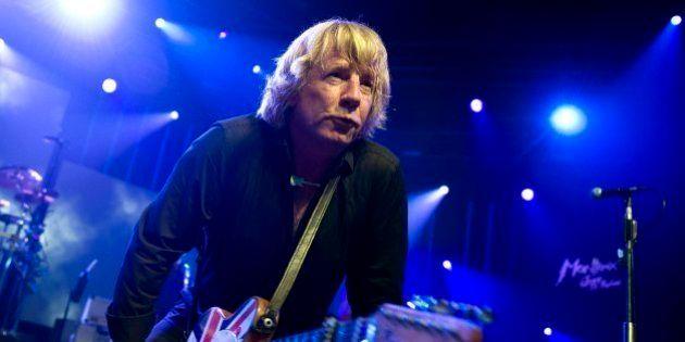 Muere a los 68 años Rick Parfitt, guitarrista de Status