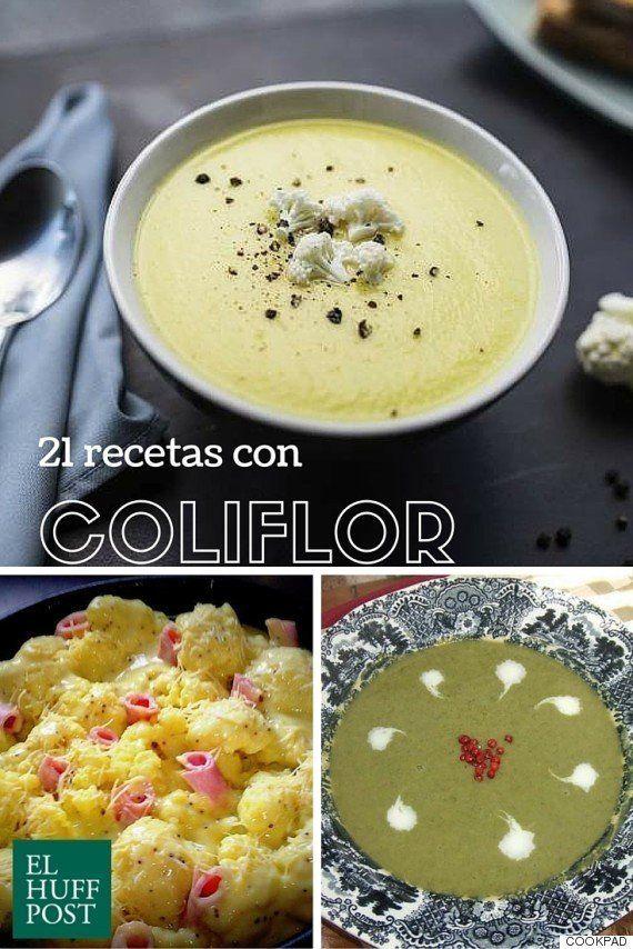 21 recetas con coliflor para cogerle el gusto a esta hortaliza
