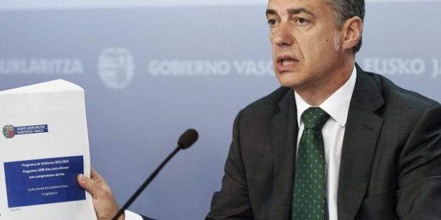 El Gobierno vasco quiere una consulta popular sobre el futuro del autogobierno de