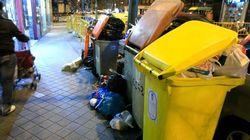 Los empleados de basuras de Madrid votarán si desconvocan la
