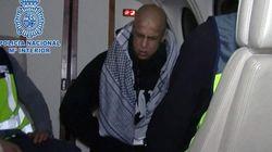 Zouhier, condenado por el 11-M, es expulsado de España al salir de