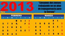 Calendario político de
