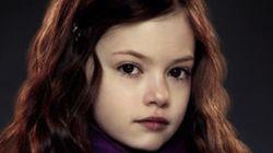 ¿Recuerdas a Renesmee, la hija de Bella y Edward Cullen? Pues así ha