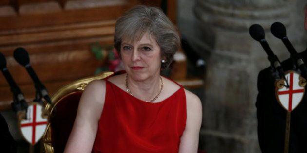 Un informe filtrado revela que May carece de estrategia para el