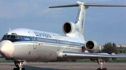 Un avión militar ruso se estrella en el Mar Negro con 92 personas a