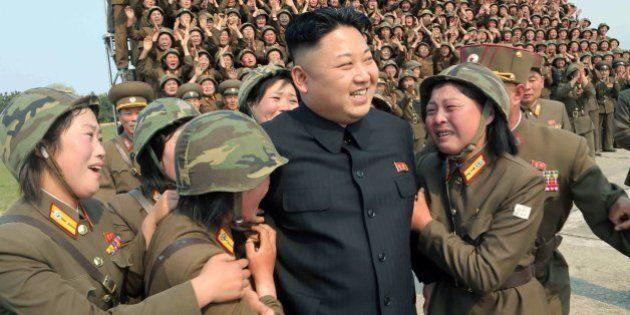 Corea del Norte llama a la presidenta surcoreana