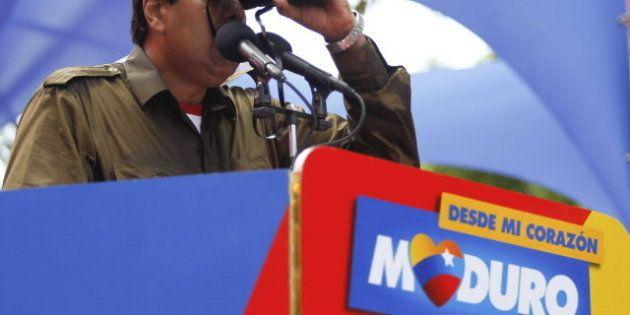 Elecciones Venezuela 14-A: El chavismo denuncia intentos de desestabilizar los comicios