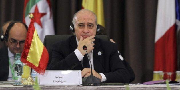 El ministro del Interior, Jorge Fernández Díaz, niega haber prohibido los escraches a menos de 300