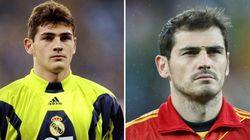 Así ha cambiado Iker Casillas 15 años después de debutar con el Real