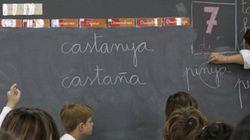 Las clases en Cataluña, en castellano solo con que un alumno lo